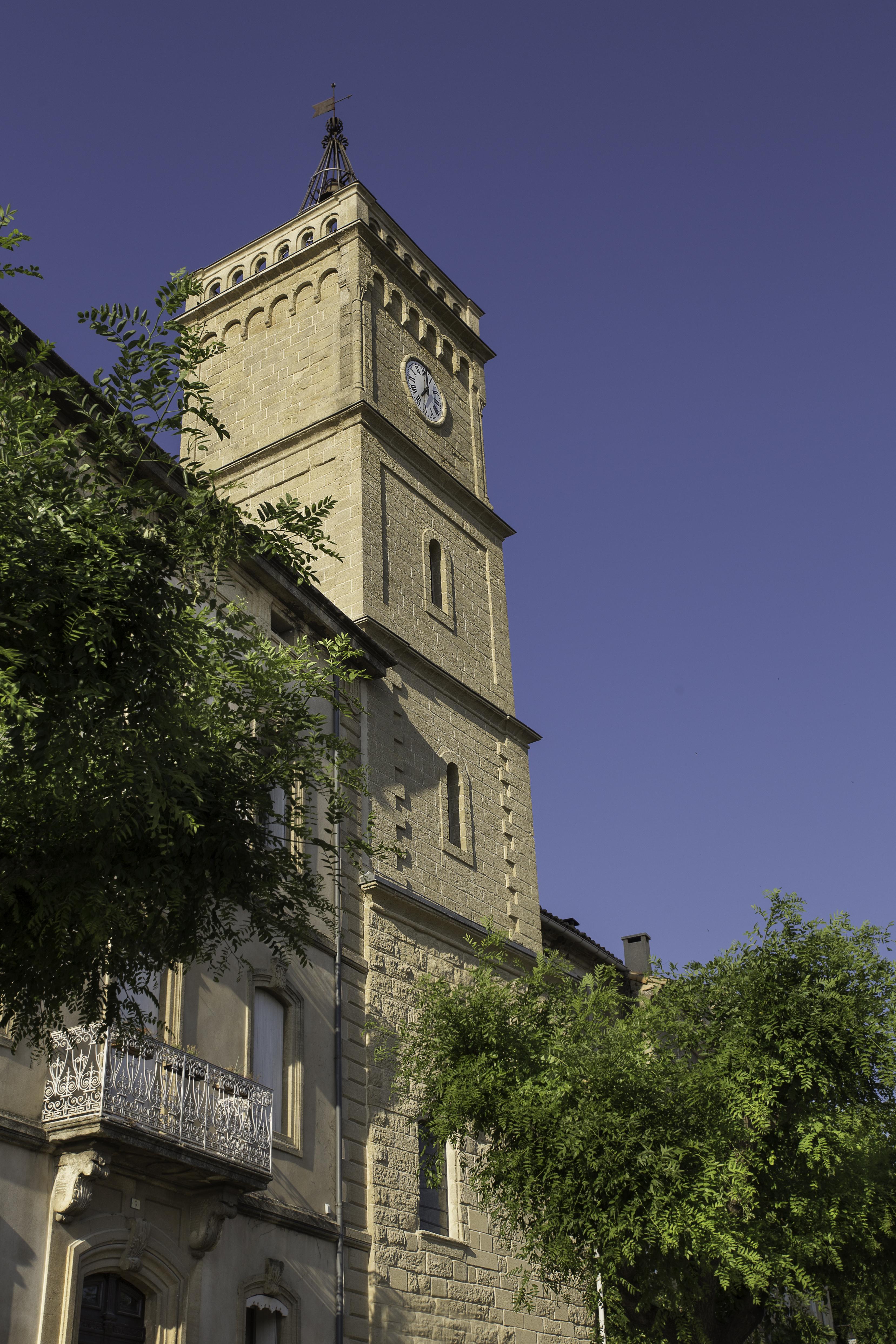 Ouverture de la Tour de l'Horloge